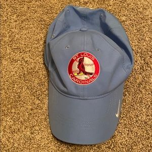 Nike Gold STL Cardinals Hat
